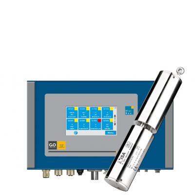 Sistema multiparamétrico ISA UV/VIS